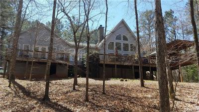 Wetumpka Single Family Home For Sale: 1792 Antioch Road