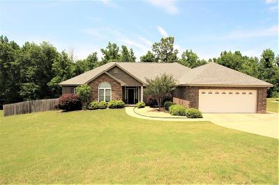 Wetumpka Single Family Home For Sale: 394 Sherwood Trail