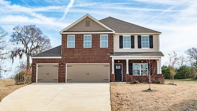 Montgomery Single Family Home For Sale: 5807 Sanrock Terrace