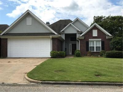 Deer Creek Single Family Home For Sale: 8906 Glen Rose Way