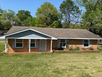 Montgomery Single Family Home For Sale: 3503 Harrison Road