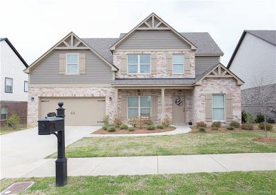 Montgomery Single Family Home For Sale: 5885 Blevins Circle