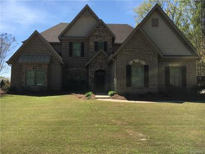 Pike Road Single Family Home For Sale: 9458 Manor Way