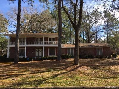Selma Single Family Home For Sale: 207 W Castlewood Drive