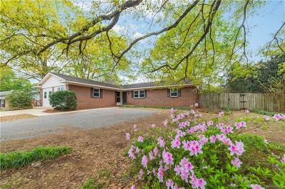 Prattville Single Family Home For Sale: 102 Griffith Avenue
