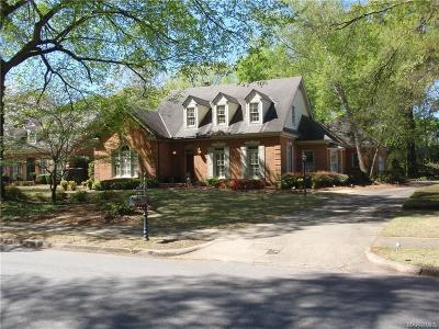 Montgomery Single Family Home For Sale: 242 Charleston Court S