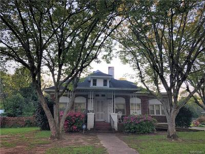 Montgomery Single Family Home For Sale: 2415 Willena Avenue