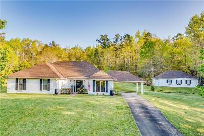 Prattville Single Family Home For Sale: 1592 Rolling Hills