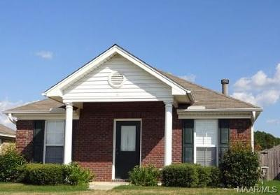 Prattville Rental For Rent: 524 Old Mill Way
