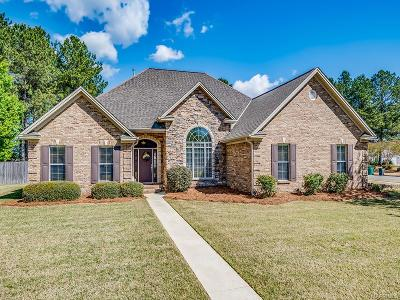 Millbrook Single Family Home For Sale: 209 Williamson Way
