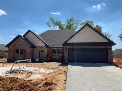 Deatsville Single Family Home For Sale: 454 Wind Ridge Drive
