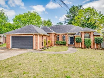 Prattville Single Family Home For Sale: 383 Kingston Garden Road