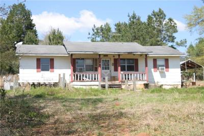 Prattville Single Family Home For Sale: 2051 County Rd 38 Road