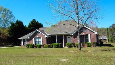 Millbrook Single Family Home For Sale: 4111 Willowbrook Drive