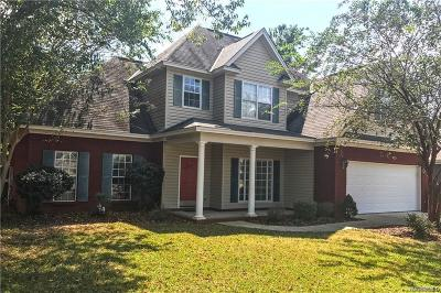 Prattville Single Family Home For Sale: 607 Prairieview Drive