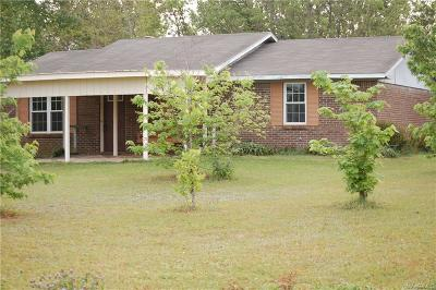 Prattville Single Family Home For Sale: 1992 Mason Road