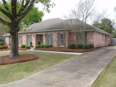 Montgomery Single Family Home For Sale: 3149 Fitzgerald Road