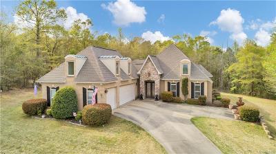 Prattville Single Family Home For Sale: 109 Jordan Crossing