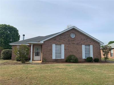 Montgomery Single Family Home For Sale: 1155 Hidden Meadow Drive