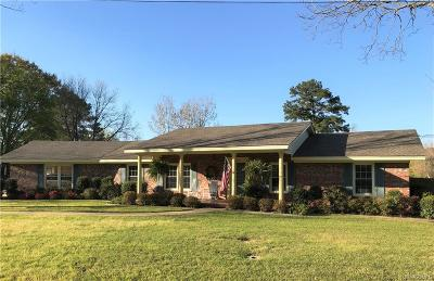 Millbrook Single Family Home For Sale: 4095 Lakeview Drive