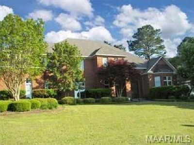 Montgomery Single Family Home For Sale: 7125 Wyngrove Drive