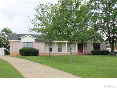 Single Family Home For Sale: 1203 Kenwood Court