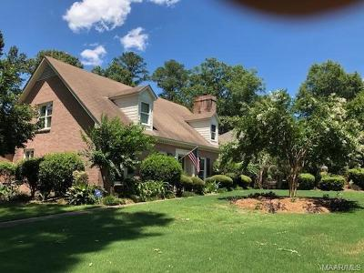 Montgomery Single Family Home For Sale: 7639 Halcyon Forest Trail