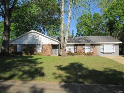 Montgomery Single Family Home For Sale: 615 Sandhurst Drive