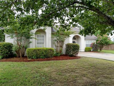 Montgomery Single Family Home For Sale: 2504 Lenox Court