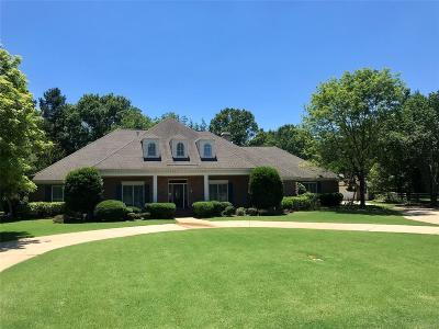 Wetumpka Single Family Home For Sale: 115 Magnolia Place Drive
