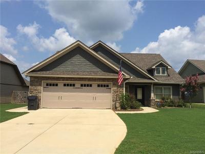 Stone Park Single Family Home For Sale: 32 Stone Park Trail Trail