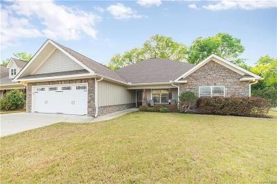 Pike Road Single Family Home For Sale: 2 Travertine Drive