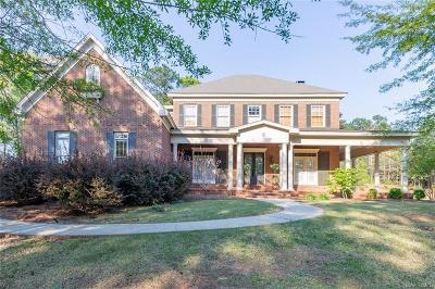 Prattville Single Family Home For Sale: 408 Lower Gainsville Road
