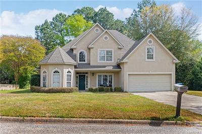 Prattville Single Family Home For Sale: 117 Thomas Lane