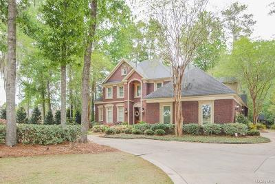 Montgomery Single Family Home For Sale: 8611 Wynford Place