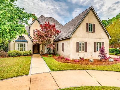 Montgomery Single Family Home For Sale: 7531 Wynford Circle