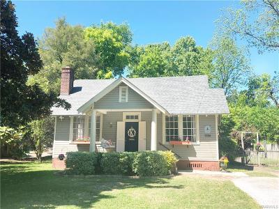 Montgomery Single Family Home For Sale: 3336 Lebron Road