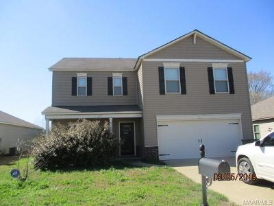 Single Family Home For Sale: 4156 Chesire Drive