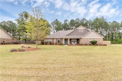 Pike Road Single Family Home For Sale: 1370 Bon Terre Boulevard