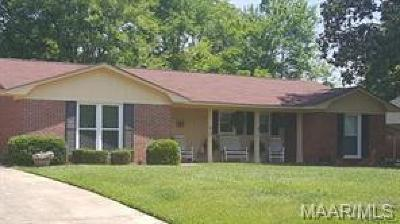 Selma Single Family Home For Sale: 515 Fleetwood Drive
