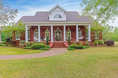 Wetumpka Single Family Home For Sale: 7461 Georgia Road