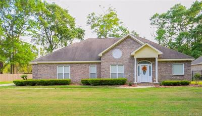 Montgomery Single Family Home For Sale: 165 Ash Drive