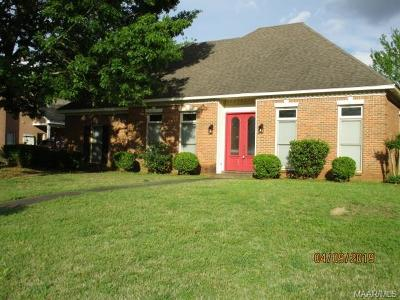 Single Family Home For Sale: 1579 Meriwether Circle