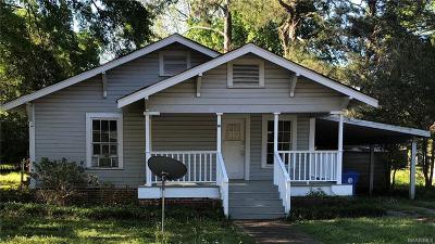 Prattville Rental For Rent: 354 Doster Street