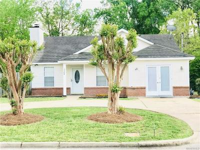 Montgomery Single Family Home For Sale: 3264 Meadow Walk Lane