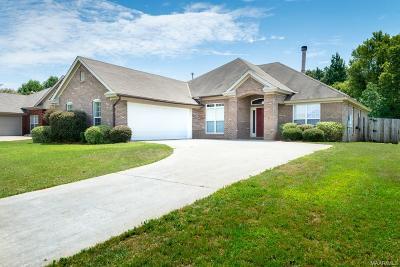 Prattville Single Family Home For Sale: 1950 Chancellor Ridge Road