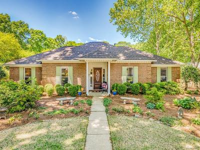 Montgomery Single Family Home For Sale: 206 Foxdale Road