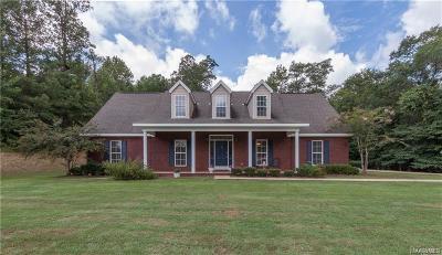 Prattville Single Family Home For Sale: 1008 Windrush Lane