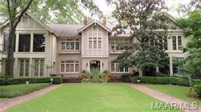 Montgomery AL Condo/Townhouse For Sale: $104,900