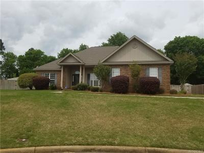 Prattville Single Family Home For Sale: 641 Prairieview Drive